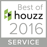 Best of Houzz Service 2016 - Details Full Service Interiors