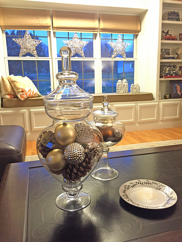 Christmas Decorating - Stars - MA Interior Design