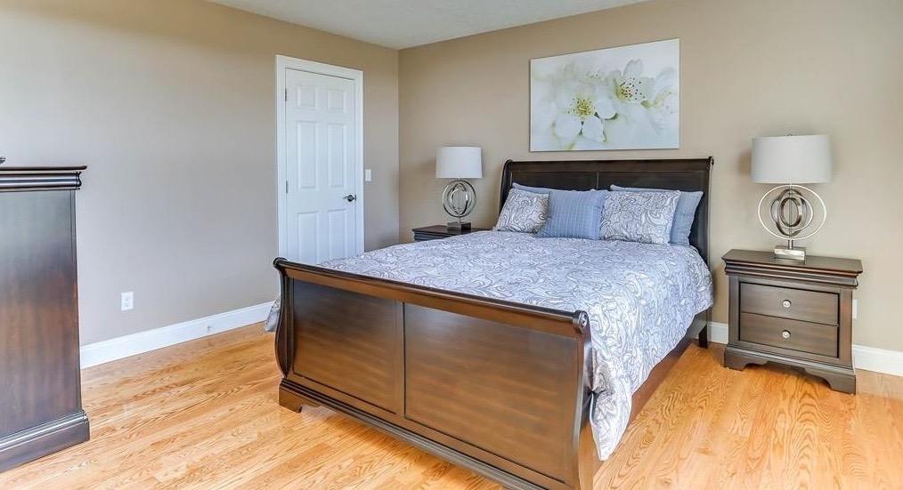 Guest Bedroom - Condo Staging - Monson Interior Design
