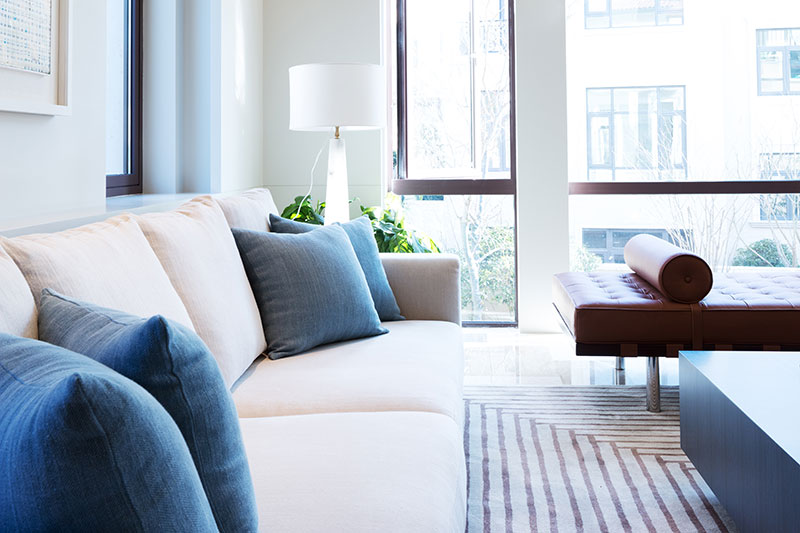 De-clutter your home to sell your home fast