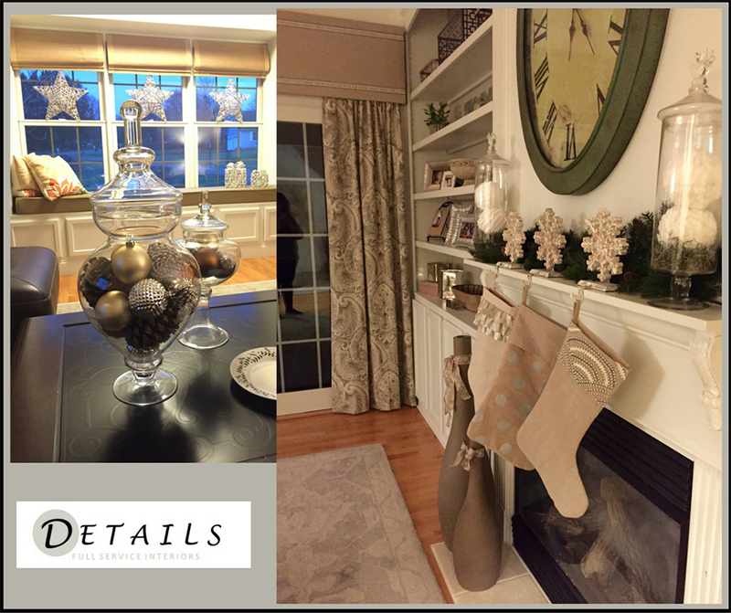 Top 5 Tips for Holiday Decorating - Details Full Service Interiors