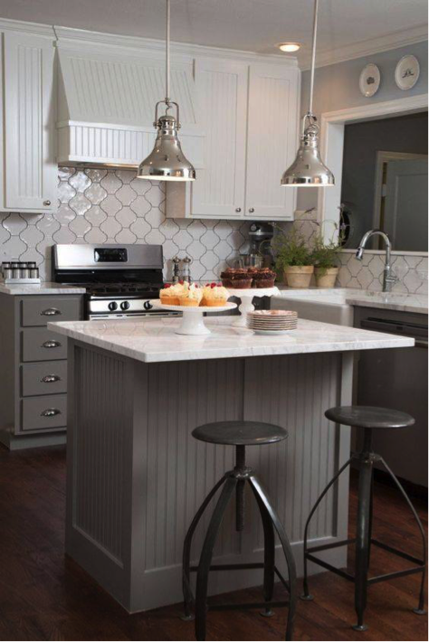 From drab to fab 6 ways to update your dated kitchen - Creative ways upgrade grey kitchen cabinets beautifully ...
