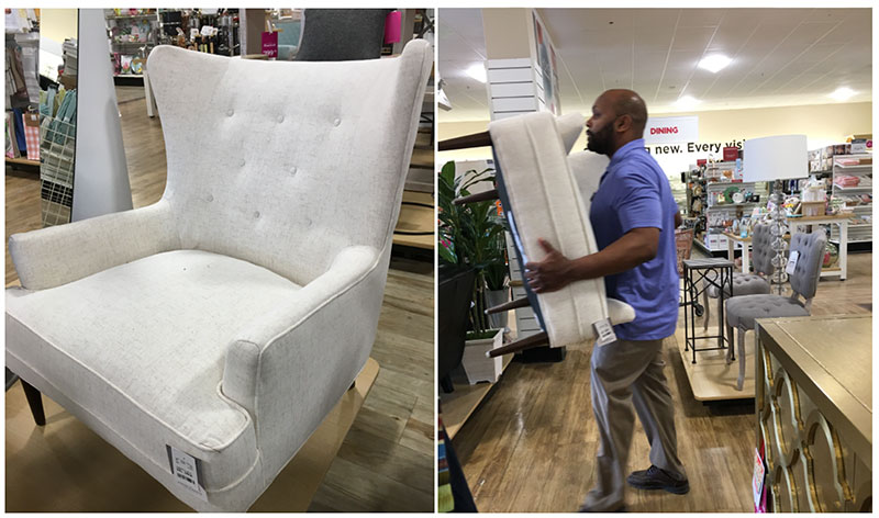 if you Love it Don't Hesitate - Tips for Shopping at HomeGoods - Details