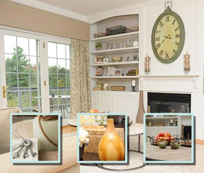 Making a House a Home - MA Interior Design