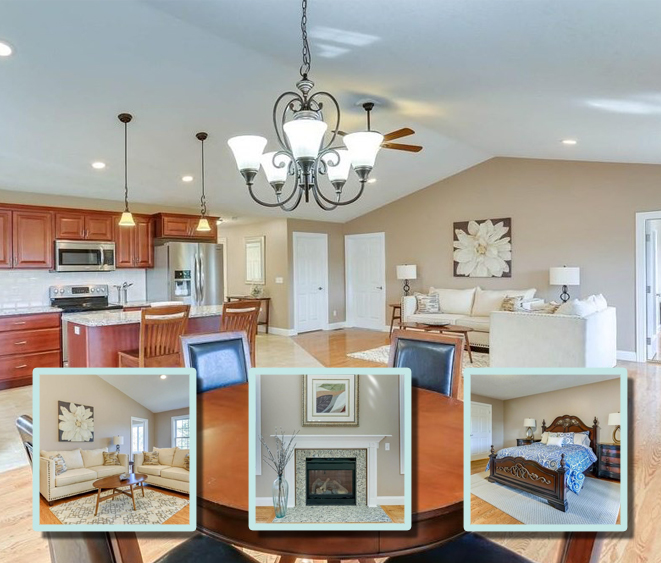 Over 55 Condo Staging - Details Full Service Interiors
