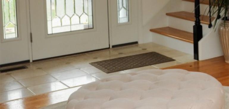 Doormat - Details Full Service Interiors - MA Interior Design