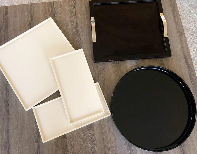 What size tray do I need - Details Full Service Interiors - Massachusetts Interior Design