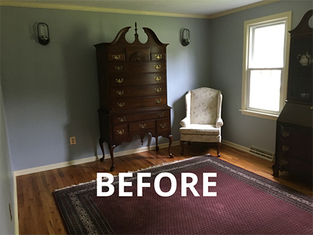 How to use Old Furniture in a New Room - Details Full Service Interiors