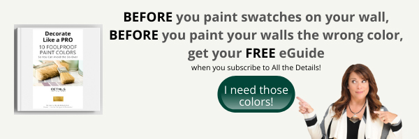 Decorate Like a Pro - 10 Foolproof Paint Colors - Details Interiors - Interior Design in MA